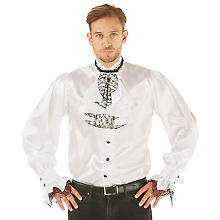 Vampir-Hemd für Herren