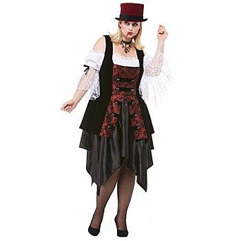 Déguisement de vampire 'Vampina' pour femmes