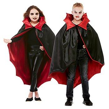 Vampir-Cape für Kinder
