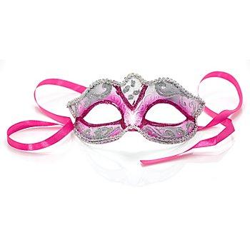 Maske 'Venezia', pink