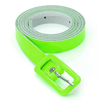 80er-Gürtel 'Neongrün'