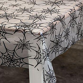 Tischdecke 'Spinnennetz'