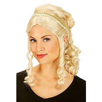 Perücke 'Griechin', blond