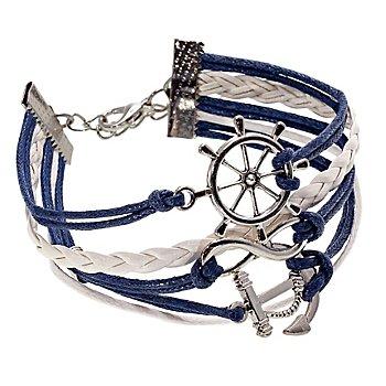 Bracelet 'femme matelot'