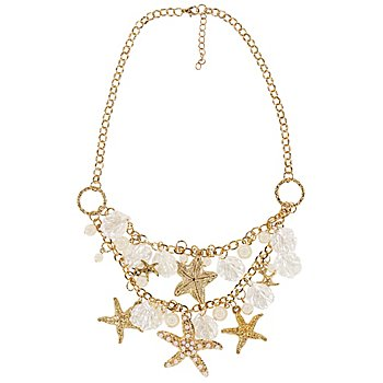 Collier 'coquillages'