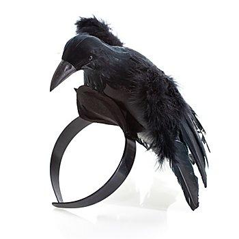 Serre-tête 'corbeau'