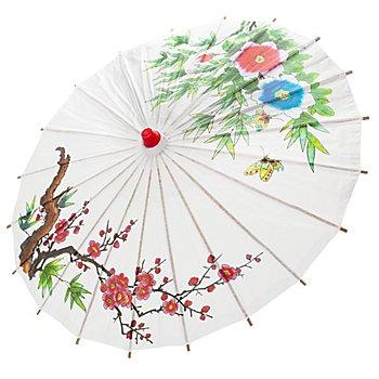 Schirm 'China'