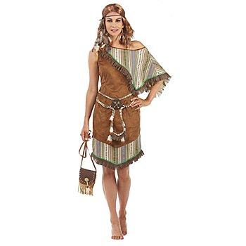 Indianer-Kostüm 'Ayita' für Damen