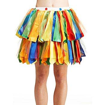 buttinette Clown-Rock 'Pippa' für Damen