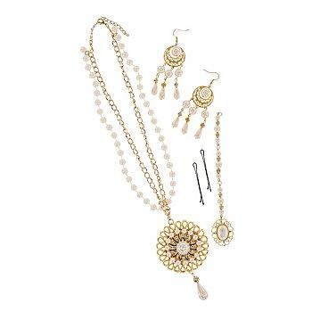 Set de bijoux 'Indienne'
