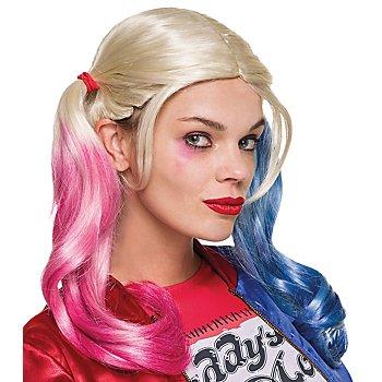 DC Comics Perruque 'Harley Quinn'