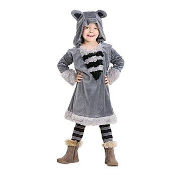 buttinette Waschbär-Kostüm für Kinder