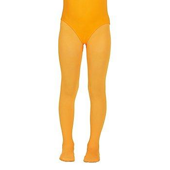 Collants pour enfants, orange