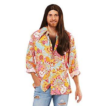buttinette Chemise hippie 'bohème', pour hommes