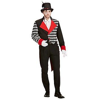 buttinette Pierrot-Kostüm 'Raute' für Herren