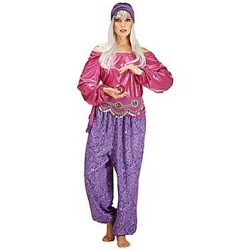 buttinette Wahrsagerin-Kostüm 'Maylin' für Damen