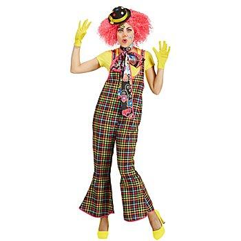 Latzhose 'Crazy Clown'