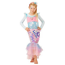 Meerjungfrau-Kostüm 'Ella' für Kinder