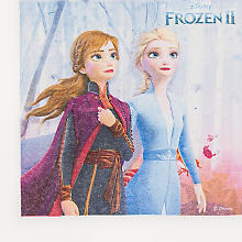Papierservietten 'Frozen 2', 33 x 33 cm, 20 Stück