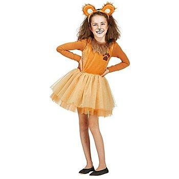 Löwin-Kostüm für Kinder