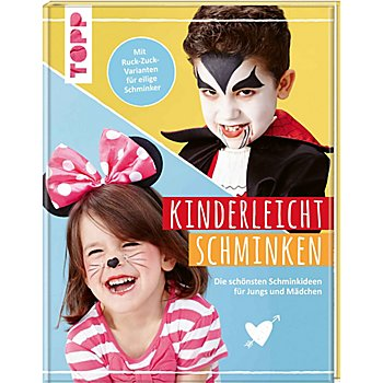 Buch 'Kinderleicht schminken'