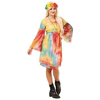 buttinette Spitzenkleid 'Hippie' für Damen