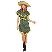 Mexikanerin-Kleid für Damen