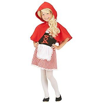 Déguisement de petit chaperon rouge 'fairy tale' pour enfants