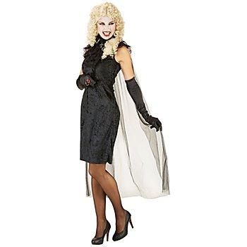Cape-Kleid 'Vampir' für Damen