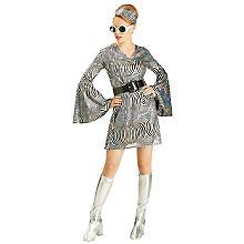 Kleid 'Discofever' für Damen