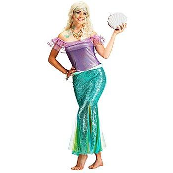 Meerjungfrau-Kleid für Damen
