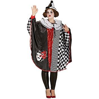 Poncho 'Pierrot' für SIE und IHN