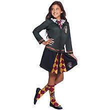 Déguisement Warner Harry Potter 'Gryffindor' pour enfants