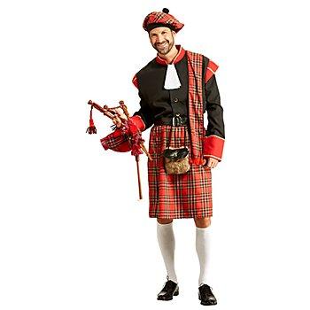 Schottenkostüm 'Edgar' für Herren