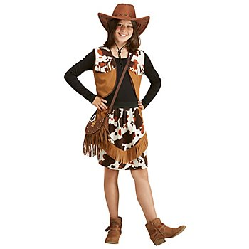 Cowgirl-Kostüm 'Howdy' für Teenies