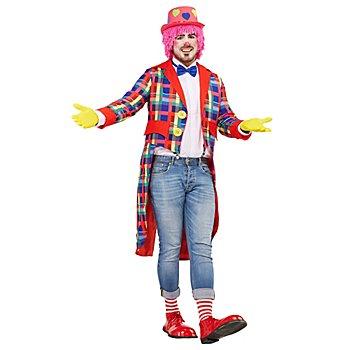 Clown-Frack 'Peppito' für Herren