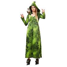 Kostüm 'Waldhexe'