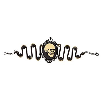 Armband Totenkopf