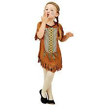 Kostüm Indianerin 'Nayeli' für Kinder