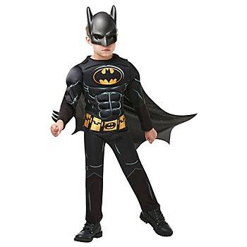 DC Comics Batman-Kostüm 'Black Core' für Kinder