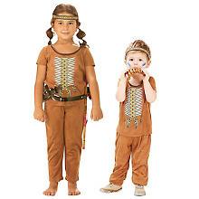 Kinderkostüm 'Indianer'