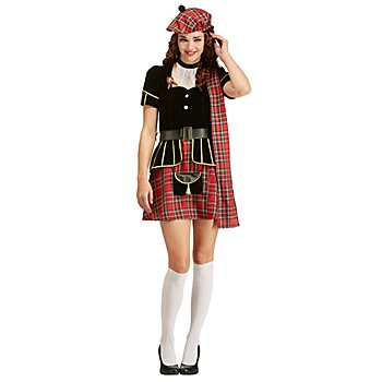 Schottin-Kostüm 'Marianna' für Damen