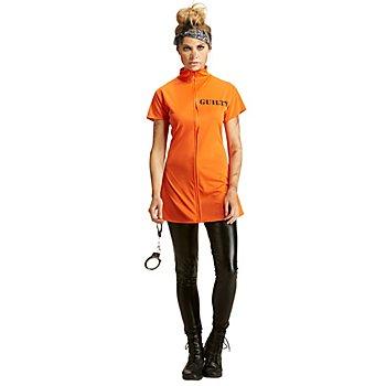 County Jail Kostüm für Damen