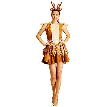 Reh-Kostüm 'Waldliebe'