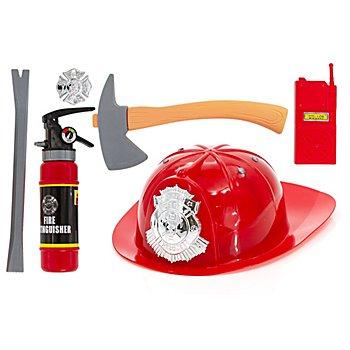 Feuerwehrmann-Set, 6-teilig