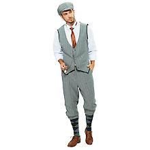 Anzug 'Roaring 20´s' für Herren, grau