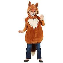 buttinette Weste 'Fuchs' für Kinder