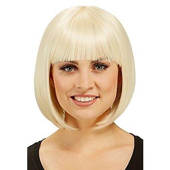 Perücke 'Longbob', blond