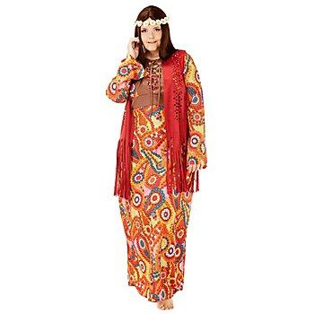 Hippie-Kleid 'Paisley' für Damen