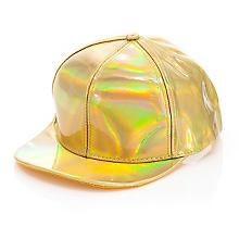 Cap, gold